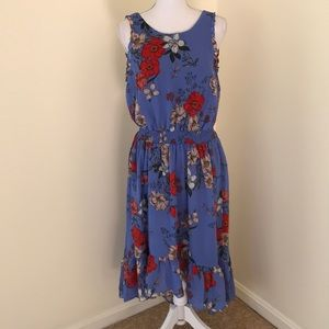 NWT! Vince Camuto Sz 12, periwinkle highlife dress